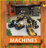 Découvrez le rayon Machines emc-motoculture.com !