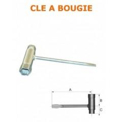 015168 - Clé à bougie tournevis 13x19