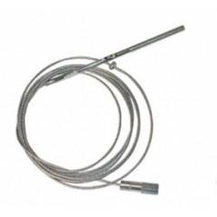 1134-2032-02 - Cable de direction (3400mm)  pour tondeuse autoportée STIGA VILLA