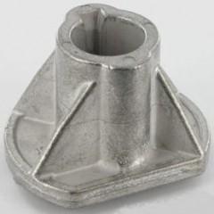 122463020/2 - Support de lame D.25mm pour tondeuse Castelgarden / GGP