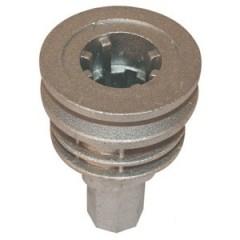 122465605/0 - Moyeu poulie D. 22.2mm pour tondeuse GGP / Castelgarden