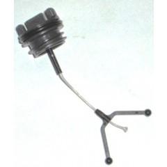 501765602 - Bouchon réservoir huile pour tronconneuse HUSQVARNA
