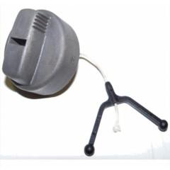 503551601 - Bouchon huile de chaine ou essence pour tronconneuse Husqvarna Partner Mac Culloch