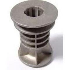 581843101 - Support de lame D.22.2mm pour tondeuse Bernard Loisirs - MEP - Mac Culloch ...