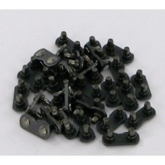 63J205 - Maillon d'attache male pour chaine de tronconneuse 325 1.6mm (ARTICLE REMPLACE - VOIR DETAIL)