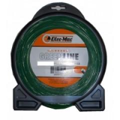 FIL13X100 - Bobine Fil Nylon Rond 1,3mm x 100m