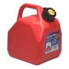 8301029 - Jerrican plastique pour essence 5L avec bec verseur