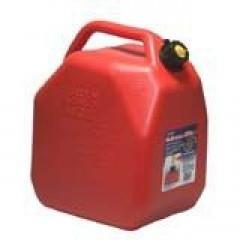 8301030 - Jerrican plastique pour essence 10L avec bec verseur