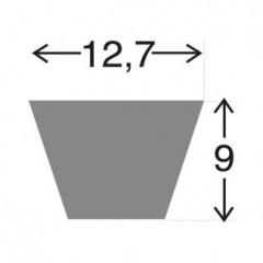 L460 - Courroie 4L600