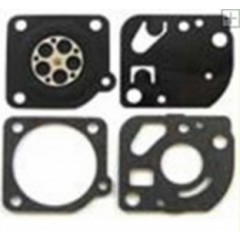 GND41 - Kit Membranes pour carburateur ZAMA monté ECHO - OLEO MAC - SHIBAURA