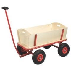 PO750010 - Chariot en bois - POLET