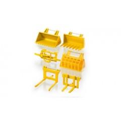 Accessoires pour chargeur frontal - SIKU S07070