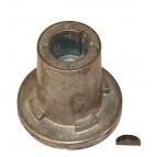 1111-9070-01 - Support de lame D. 22,2mm + clavette pour tondeuse STIGA
