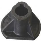 122463012/4 - Support de lame D.22.2mm pour tondeuse Castelgarden / GGP / Stiga