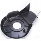 322060222/0 - Carter protection de courroie CASTELGARDEN / GGP pour tondeuse ES534TR