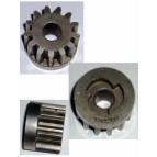 531205045 - Pignon entrainement de roue droit pour tondeuse Mac Culloch Flymo Erma ...