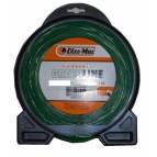 FIL3X56 - Bobine de Fil Nylon Rond D.3mm x 56m
