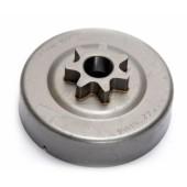 11236402073 - Pignon de chaine 3/8 6 Dents pour tronconneuse Stihl MS211