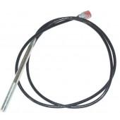 1134-2817-02 - Câble de Direction Droit pour Tracteur Tondeuse STIGA