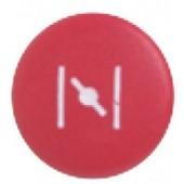 1134-4338-01 - Bouton Câble Starter pour Tracteur Tondeuse STIGA