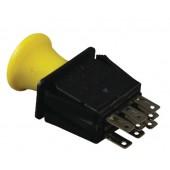 118450068/0 - Interrupteur Embrayage pour Tondeuse Autoportée CASTELGARDEN / GGP