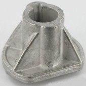 122463020/1 - Support de lame D.25mm pour tondeuse Castelgarden / GGP