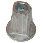 122465576/0 - Support de Lame D.25mm pour Tondeuse CASTELGARDEN/GGP