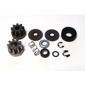 16630037 - Kit pignons pour moteur TECUMSEH