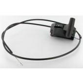 181007126/0 - Câble d'Accélérateur pour tondeuse Castelgarden / GGP / STIGA