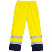 1814245 - Pantalon de pluie Haute-Visibilité / TAILLE L