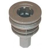 122465606/1 - Support de lame D. 25mm pour tondeuse Castelgarden / GGP