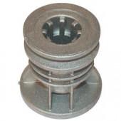 122465611/0 - Support de lame D. 22,2mm pour tondeuse Castelgarden / GGP / Stiga