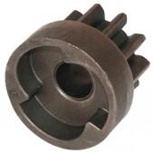 122570110/1 - Pignon de traction droit pour tondeuse Castelgarden / GGP