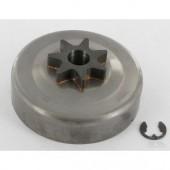 38145X - Pignon de chaine 3/8 7 Dents pour tronconneuse STIHL