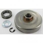 38470XW - Pignon de chaine à anneau 3/8 7 Dents pour STIHL