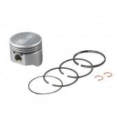 499907 - Kit piston + segments pour moteur BRIGGS et STRATTON