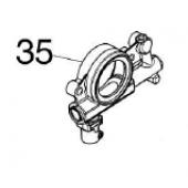 50250057R - Pompe à Huile pour tronconneuse OLEO MAC