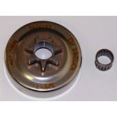 503159802 - Pignon de chaine 325 7 dents pour tronconneuse Husqvarna - Mac Culloch ...