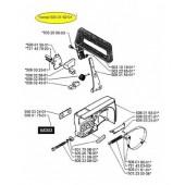 503805301 - Frein de chaine pour tronçonneuse PARTNER (Ex: 506016201)