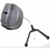 506027505 - Bouchon réservoir essence pour tronconneuse Husqvarna Partner Mac Culloch (PIECE OBSOLETE)