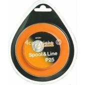 577616701 - Bobine de recharge 2 fils pour coupe bordure Mac Culloch SPO001 (2mm x 4m)