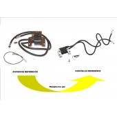 590781 - Bobine d'allumage pour moteur Bicylindre BRIGGS et STRATTON