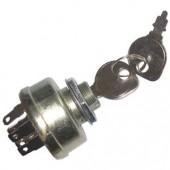 2305947 - Contacteur à clé 6 bornes pour tondeuse autoportée MTD - Countax ...