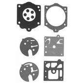 D10HDC - Kit Membranes pour carburateur WALBRO monté sur HOMELITE  - HUSQVARNA - STIHL - SOLO