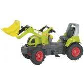 R71024 - Tracteur à pédales CLAAS ARION 640 avec chargeur frontal (pneus souples)