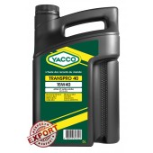DIESEL5L - Bidon 5 Litres Huile minérale Diesel YACCO TRANSPRO 40 SAE 15W40