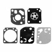 GND12 - Kit membranes pour carburateur ZAMA monté sur HOMELITE - ECHO - DOLMAR