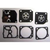 Kit membranes pour carburateur Zama