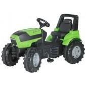 R70003 - Tracteur à pédales DEUTZ AGROTROM X720