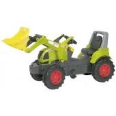R71023 - Tracteur à pédales CLAAS ARION 640 avec chargeur frontal